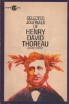The selected Journals of Henry David Thoreau