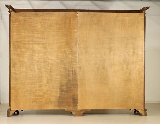 Armadio quattro ante XVIII sec - Schränke - Antiquitäten ...