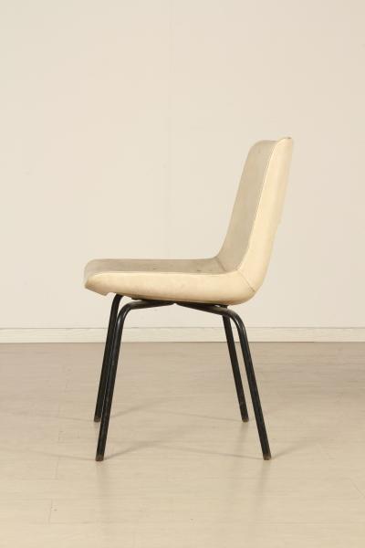 Gruppo di sei sedie cassina sedie modernariato for Cassina sedie