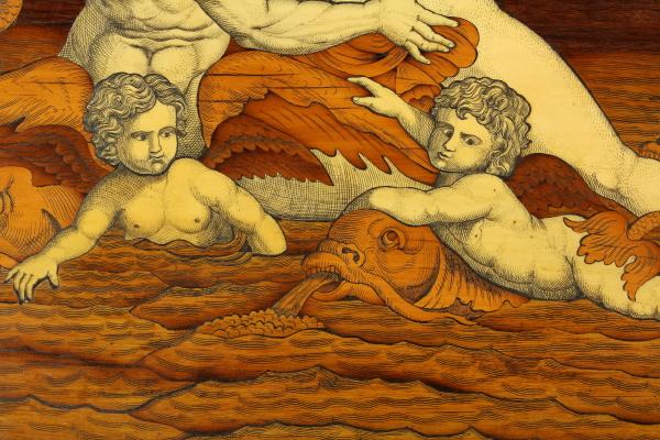 Poseidon and amphitrite marriage of figaro