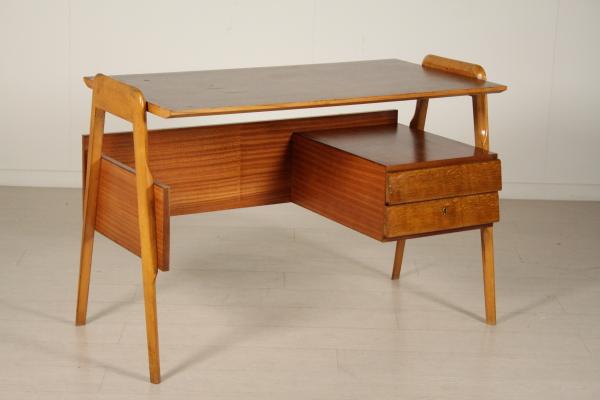 Scrivania Design Anni 50.Scrivania Anni 50 Tavoli Modernariato Dimanoinmano It
