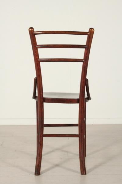 Gruppo 4 sedie mobili in stile bottega del 900 for Gruppo mobili