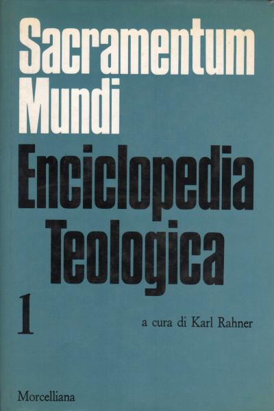 Enciclopedia Teológica Sacramentum Mundi