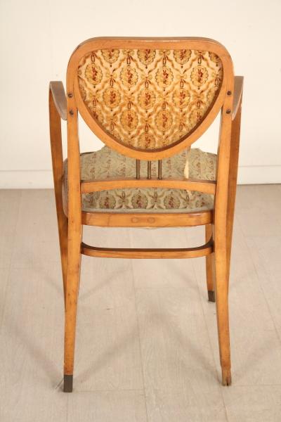 Chaise des ann es 30 chaises moderne for Sedia design anni 40