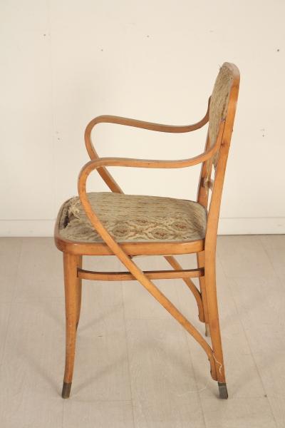 sedia anni 30 sedie modernariato