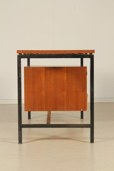 SCHREIBTISCH MODERN DESIGN MADE IN ITALY ANNI \' 50 - Möbel ...