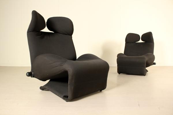 Poltrone Moderne Design : Wink sessel sessel modernes design dimanoinmano