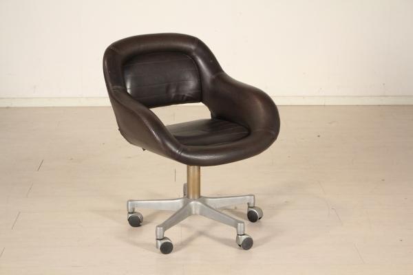 Poltrona Ufficio Anni 60 : Sedia ufficio anni sedie modernariato dimanoinmano