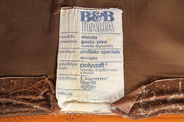 Divano b b italia divani modernariato for B b italia divani catalogo