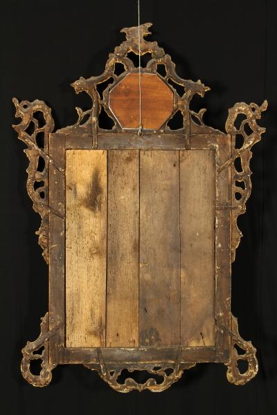 Espejo de estilo barroco muebles de estilo bottega del - Espejos estilo barroco ...