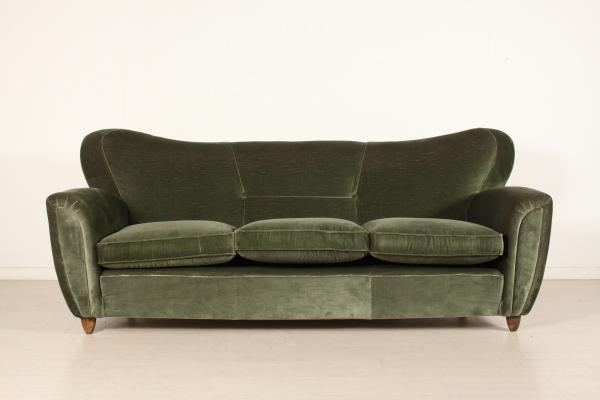 Divano anni 40 50 divani modernariato for Divano anni 50