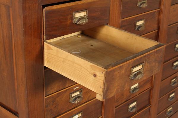 Classificatori Per Ufficio : Cassettiera classificatore ufficio mobili in stile bottega del
