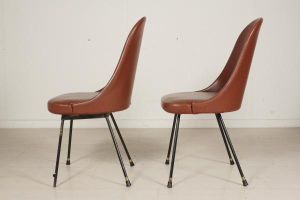 chaises italiennes vintage chaises design moderne. Black Bedroom Furniture Sets. Home Design Ideas