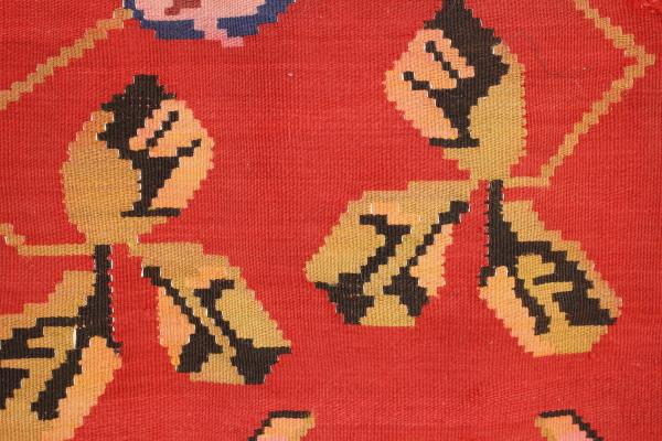 Tappeti Kilim Moderni : Tappeto kilim fridos vintage anni in vendita su pamono
