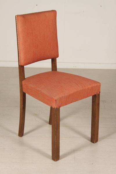 Sedie anni 20 30 sedie modernariato for Sedie design anni 20