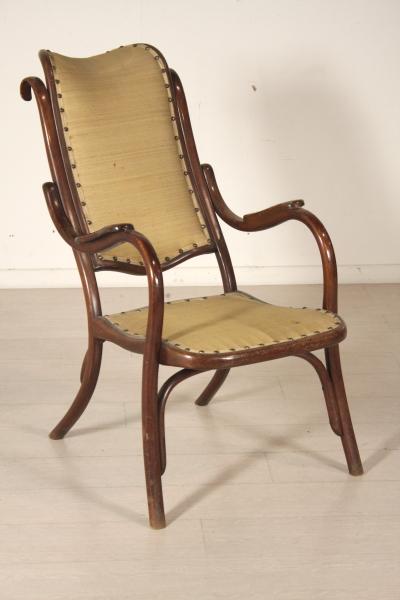 Fotel thonet liberty bottega del 900 for Poltrona liberty