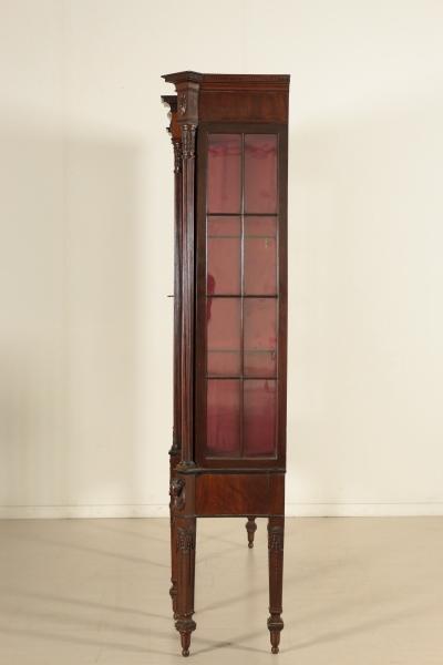 Vetrina inglese mobili in stile bottega del 900 - Mobili in stile inglese ...