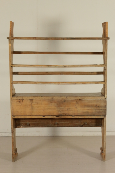 Piattaia in legno - Mobili in stile - Bottega del 900 - dimanoinmano.it
