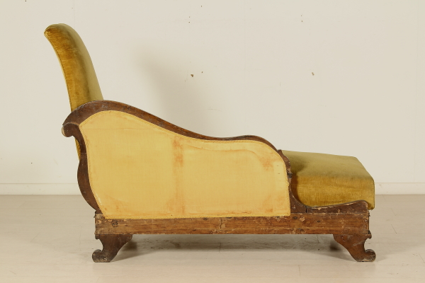 Divani Antichi Luigi Filippo : Dormeuse luigi filippo sedie poltrone divani