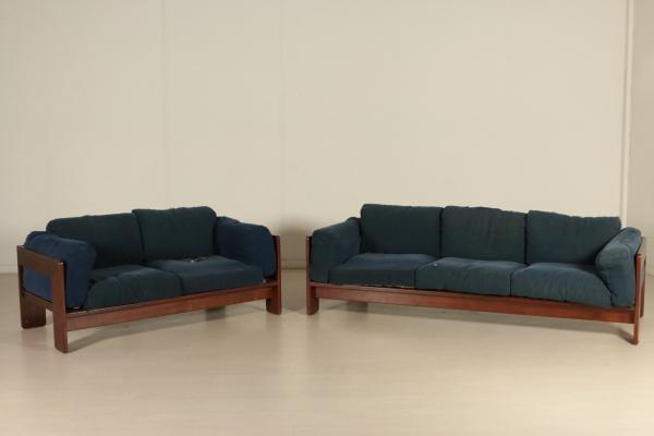 Divano bastiano divani modernariato for Divani usati milano
