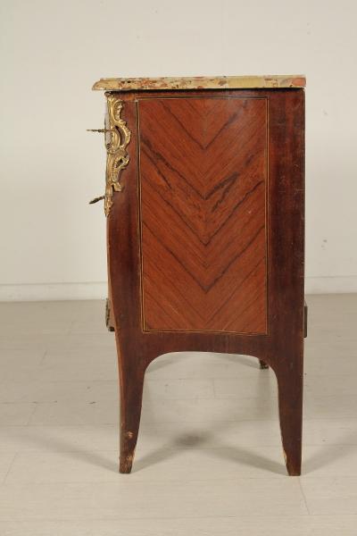 Cassettone in stile Luigi XV - Mobili in stile - Bottega del 900 ...