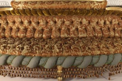 Salotto in stile Barocco fine 800 - Arredi completi ...