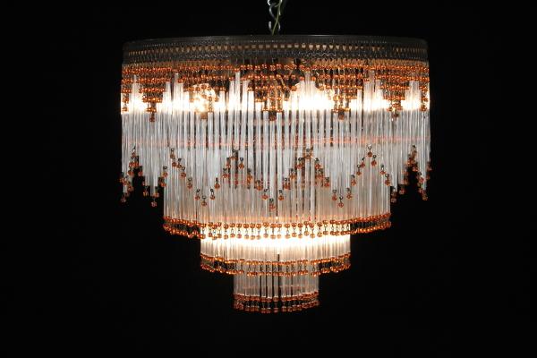 Lampada plafoniera liberty illuminazione bottega del
