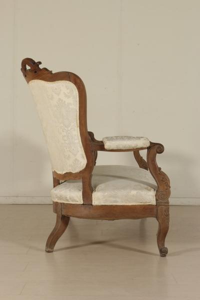 Divani Antichi Luigi Filippo : Divano metà sedie poltrone divani antiquariato