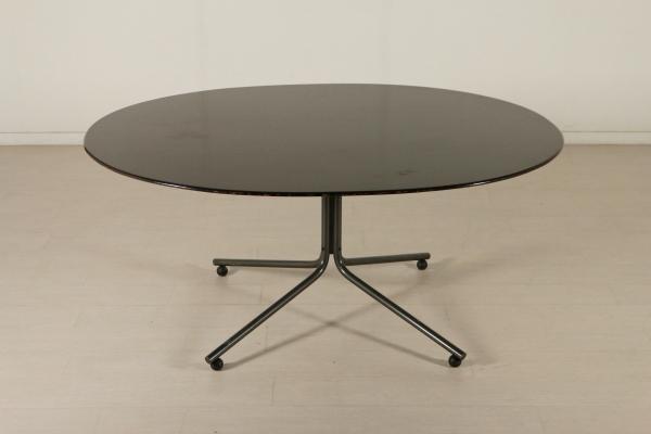 Tavolo vico magistretti tavoli modernariato - Tavolo ellittico ...