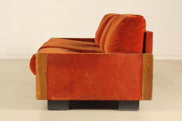 Divani Curvi Anni : Divano cassina divani modernariato dimanoinmano