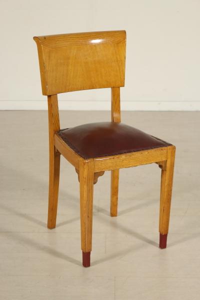 Scrivania dec con sedia art dec bottega del 900 - Sedia scrivania ...