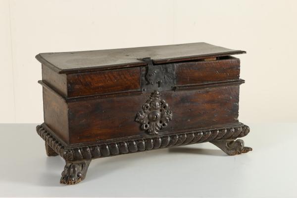 Piccola panca baule altri mobili antiquariato for Baule panca