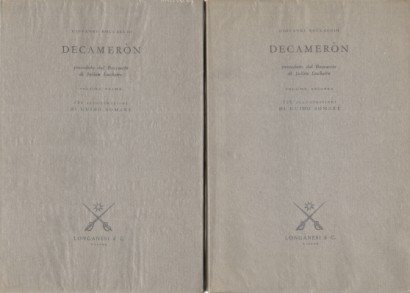Decameròn (2 vol.)