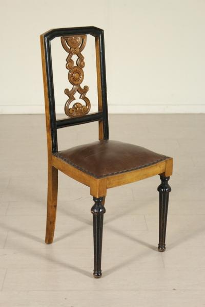 Sedie anni 20 sedie modernariato for Sedie design anni 20