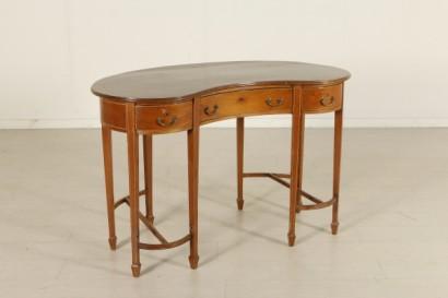 Bureau en forme de rein meubles de style bottega del 900