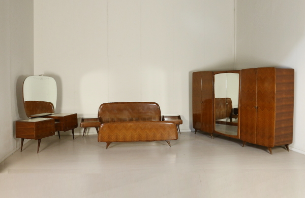 Armadio anni 50 mobilio modernariato - Gambe mobili anni 50 ...