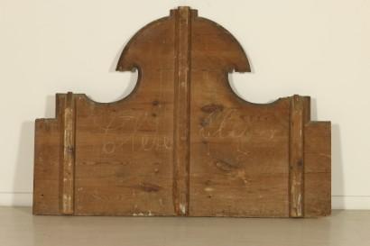 Testiera letto fine 39 700 letti e testate antiquariato - Testata letto antica ...
