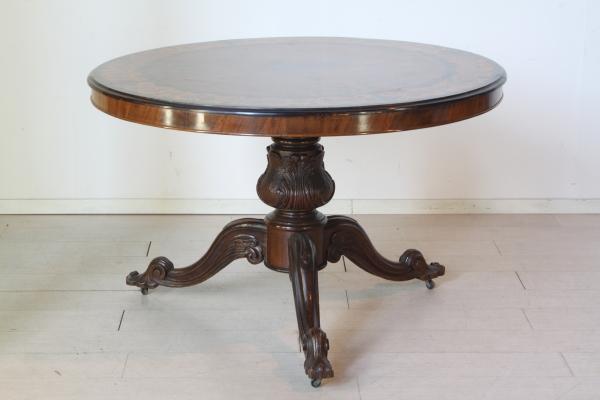 Tavolo stile Vittoriano - Mobili in stile - Bottega del 900 ...