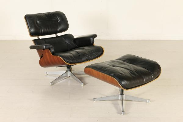 Poltrona Di Eames.Poltrona Charles E Ray Eames Poltrone Modernariato