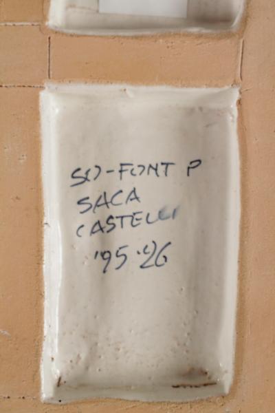 Ceramica saca castelli oggettistica modernariato for Oggettistica particolare