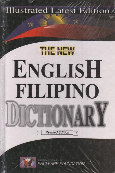 The new english Filipino dictionary