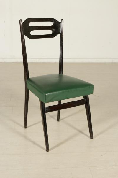 Sedie anni 40 50 sedie modernariato for Sedia anni 40