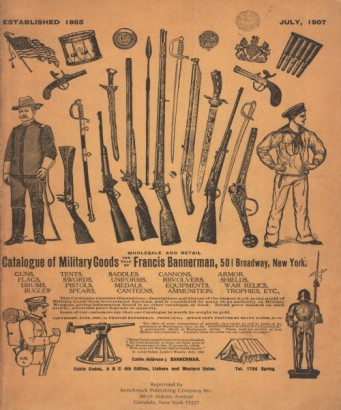 Catalogue of Military Goods