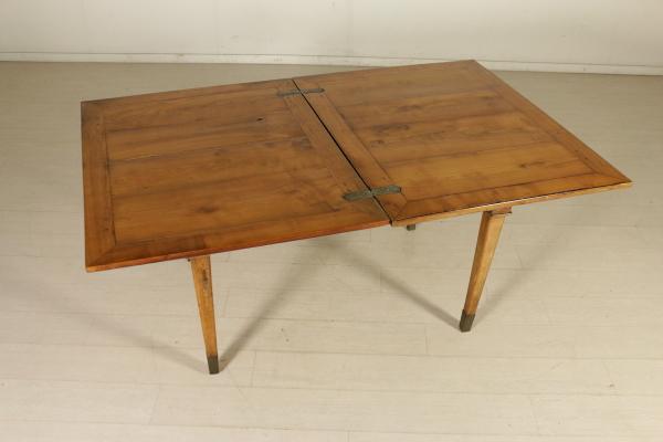 Tavolo a libro direttorio - Tavoli - Antiquariato ...