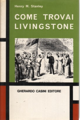 Come troverai Livingstone