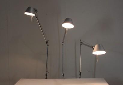 Lampade artemide illuminazione modernariato for Lampade modernariato