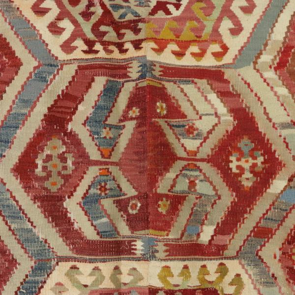 Kilim tappeti x cm tappeto kilim in cotone lavabile in - Tappeti kilim ikea ...