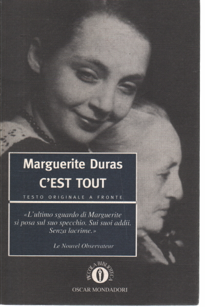 marguerite duras essay on writing In lieu of an abstract, here is a brief excerpt of the content: staging writing or the ceremony of text in marguerite duras liliane papin marguerite duras's plays have been produced all over the world.