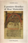 The philosophical thought of Moses Maimonides