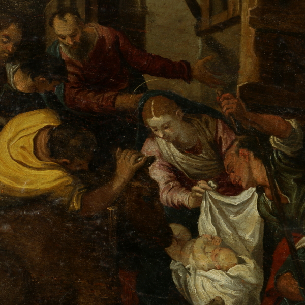 a critique of the adoration of the shepherds a painting by paolo de matteis